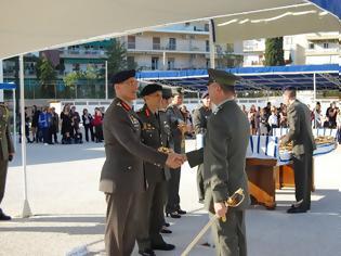 Φωτογραφία για Απονομή Ξιφών από τον Αρχηγό ΓΕΣ σε Αξιωματικούς του Στρατού Ξηράς
