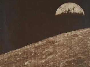 Φωτογραφία για Σε δημοπρασία από τον Οίκο Sotheby's αυθεντικές φωτογραφίες από την κατάκτηση της Σελήνης