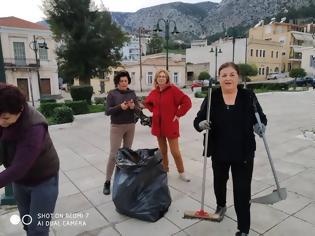 Φωτογραφία για Δράση εθελοντικού καθαρισμού της ΚΕΝΤΡΙΚΗΣ ΠΛΑΤΕΙΑΣ στον ΑΣΤΑΚΟ - [ΦΩΤΟ]