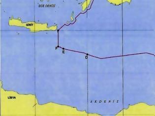 Φωτογραφία για Τουρκία: Αυτός είναι ο «χάρτης» της συμφωνίας με τη Λιβύη σύμφωνα με Τούρκο αξιωματούχο