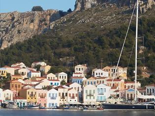 Φωτογραφία για Κλιμακώνει η Τουρκία: «Διαγράφει» το Καστελλόριζο και ζητά μοιρασιά του Αιγαίου