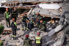 Αλβανία: Στους 1.300 οι μετασεισμοί μετά το φονικό «χτύπημα» της 26ης Νοεμβρίου
