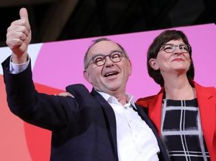 Φωτογραφία για «Τρίζει» ο κυβερνητικός συνασπισμός της Μέρκελ