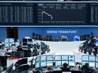 Φωτογραφία για Στο «κόκκινο» οι ευρωαγορές λόγω επικείμενων δασμών
