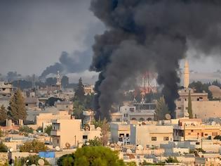 Φωτογραφία για Συρία: Τουρκικά πυρά κοντά σε σχολείο - 11 νεκροί, ανάμεσά τους και παιδιά