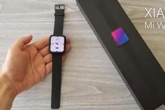 Το Mi Watch από την Xiaomi υποστηρίζει τώρα το iPhone