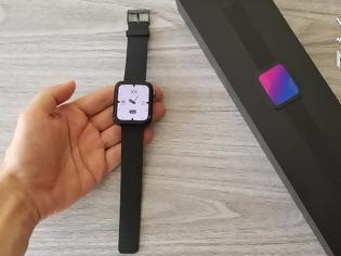 Φωτογραφία για Το Mi Watch από την Xiaomi υποστηρίζει τώρα το iPhone