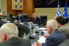 Σύσκεψη για μείζονα ζητήματα ε.α. και ε.ε. Στρατιωτικών-Τι συζητήθηκε (ΦΩΤΟ)