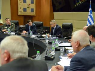Φωτογραφία για Σύσκεψη για μείζονα ζητήματα ε.α. και ε.ε. Στρατιωτικών-Τι συζητήθηκε (ΦΩΤΟ)