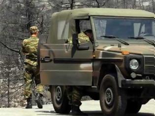 Φωτογραφία για Με εντολή ΓΕΣ οι οδηγοί των στρατιωτικών οχημάτων στην Θράκη ενώπιον παράνομων μεταναστών τα εγκαταλείπουν & φεύγουν;