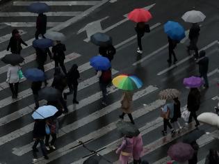 Φωτογραφία για Αγριεύει ο καιρός : Πτώση θερμοκρασίας, βροχές, καταιγίδες και χιόνια
