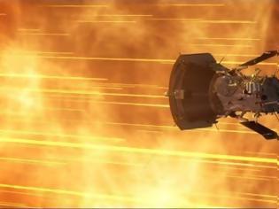 Φωτογραφία για NASA παρουσιάζει την Τετάρτη τα πρώτα αποτελέσματα από την αποστολή στον Ήλιο