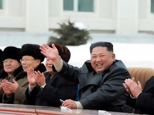 Φωτογραφία για Βόρεια Κορέα: Ο Κιμ Γιονγκ Ουν εγκαινίασε την «σοσιαλιστική ουτοπία»