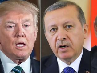 Φωτογραφία για Θερμά λόγια Ντόναλντ Τραμπ για τον Τούρκο Πρόεδρο