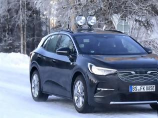 Φωτογραφία για VW - Το ηλεκτρικό SUV της ID.4