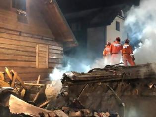 Φωτογραφία για Κατέρρευσε σπίτι εξαιτίας έκρηξης από διαρροή αερίου - 4 νεκροί και 4 αγνοούμενοι