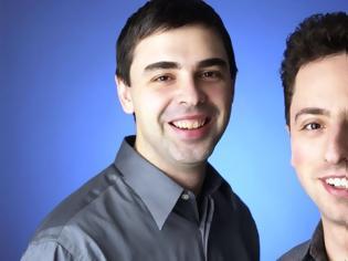 Φωτογραφία για Google: Αποχωρούν από την ηγεσία του τεχνολογικού κολοσσού οι συνιδρυτές του