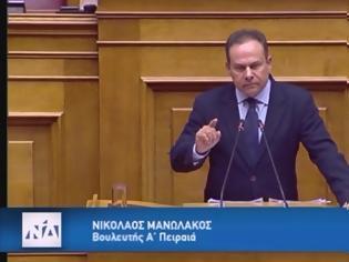 Φωτογραφία για Στρατηγός Νικόλαος Μανωλάκος: «Μειώνουμε τους φόρους για ΟΛΟΥΣ τους Έλληνες-Αυξάνουμε το εισόδημα για ΟΛΟΥΣ τους Έλληνες»