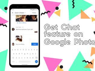 Φωτογραφία για Νέα λειτουργία συζήτησης κάνει πιο εύκολη την κοινή χρήση φωτογραφιών στις Φωτογραφίες Google
