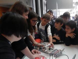Φωτογραφία για Παγκόσμια διάκριση για την Ελλάδα στην εκπαιδευτική ρομποτική