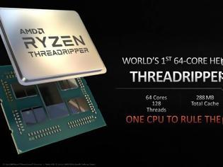 Φωτογραφία για Το 2020 οι 64 πυρήνες του Ryzen Threadripper 3990X