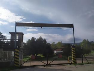 """Φωτογραφία για Κέντρα Μεταναστών: """"Κλειδώνει"""" το παλιό στρατόπεδο στον ΑΓΡΙΛΟ (φωτο)"""