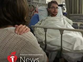 Φωτογραφία για Στα 25 του έχει περάσει καρκίνο και έχει κάνει δύο μεταμοσχεύσεις καρδιάς