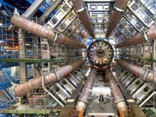 Φωτογραφία για CERN στο Επιστημονικό Πάρκο Πατρών