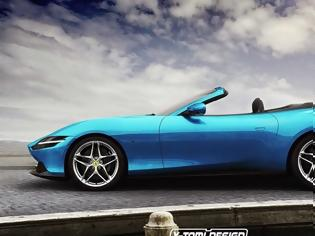 Φωτογραφία για Ferrari Roma  cabriolet + shooting brake