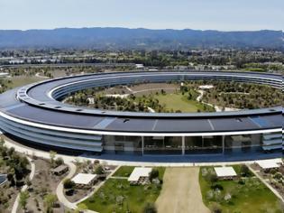 Φωτογραφία για Η Apple διοργανώνει μια ανοιχτή ημέρα στο Apple Park