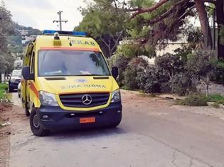 Φωτογραφία για Ατύχημα εργάτη στη Σαρωνίδα