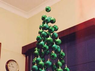 Φωτογραφία για Ασυνήθιστα χριστουγεννιάτικα δέντρα!