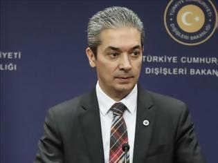 Φωτογραφία για Το τουρκικό ΥΠΕΞ για την ομιλία του Κυρ. Μητσοτάκη στο συνέδριο για τα 100 χρόνια από τη γενοκτονία των Ελλήνων του Πόντου