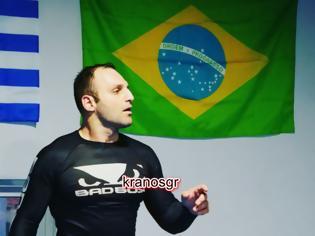 Φωτογραφία για Ένας ΕΠΟΠ Επιλοχίας Πρωταθλητής του Brazilian jiu jitsu