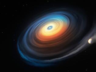 Φωτογραφία για Πλανήτες γύρω από λευκούς νάνους