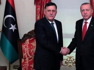 Φωτογραφία για ΕΚΤΑΚΤΟ: Η Λιβύη έθεσε σε ισχύ τη συμφωνία με την Τουρκία -Εικόνα