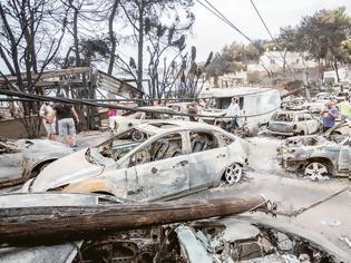Φωτογραφία για Μάτι: Πλήθος εκδηλώσεων φέρνουν τα Χριστούγεννα ενάμιση χρόνο μετά τη φονική πυρκαγιά