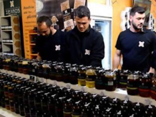 Φωτογραφία για Άφησαν τις καριέρες τους και επέστρεψαν στη φύση για να ασχοληθούν με το μέλι