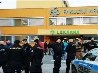 Φωτογραφία για Τσεχία: Έξι νεκροί - Ανθρωποκυνηγητό για τη σύλληψη του δράστη