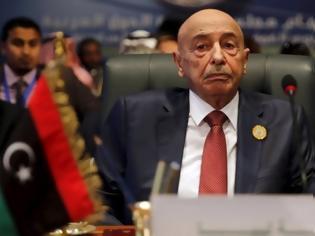 Φωτογραφία για Λιβύη: Ο πρόεδρος της Βουλής μετά την επιστολή-μανιφέστο για την «άκυρη» συμφωνία με την Τουρκία έρχεται στην Αθήνα