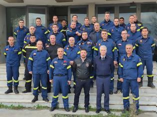 Φωτογραφία για Επίσκεψη Αρχηγού ΓΕΕΘΑ και ΓΓ Πολιτικής Προστασίας στη 2η ΕΜΑΚ, στην 113 ΠΜ και στην 350 ΠΚΒ