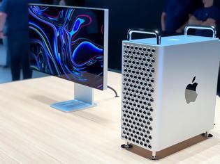 Φωτογραφία για Το Mac Pro διατίθεται τώρα από € 6.499 και φτάνει στα € 62.568 ευρώ