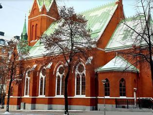 Φωτογραφία για Ολοκληρώθηκε η ανακαίνιση του Καθεδρικού Ναού στη Στοκχόλμη