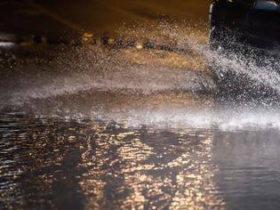 Φωτογραφία για «Διδώ»: Σαρωτικό πέρασμα με μεγάλα ύψη βροχής από την Αττική
