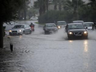 Φωτογραφία για Η «Διδώ» φέρνει καταιγίδες – Πού θα «χτυπήσει» τις επόμενες ώρες