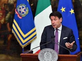 Φωτογραφία για Τζ. Κόντε: Σημαντικό να εκφραστεί εκ νέου η στήριξη της Ε.Ε. προς τις χώρες της Αν. Μεσογείου