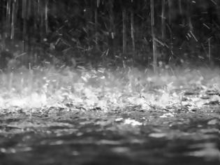 Φωτογραφία για Η «Διδώ» έφερε βροχές και καταιγίδες