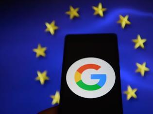 Φωτογραφία για H Ευρωπαϊκή Ένωση διερευνά τη Google για πρακτικές συλλογής δεδομένων