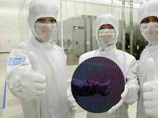 Φωτογραφία για Η Samsung ξεκινά σειρά επεξεργαστών για λογαριασμό της Intel