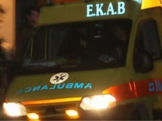 Φωτογραφία για Ανατροπή οχήματος στη Μεσογείων: Απεγκλωβίστηκε τραυματισμένος ένας άνθρωπος